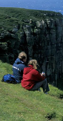 Cliff Scenery